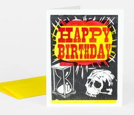 Birthday Vanitas