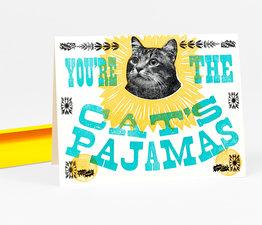 You're the Cat's Pajamas