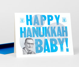 Happy Hanukkah Baby!