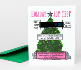Holiday Joy Test