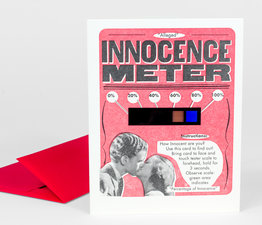 Innocence Meter