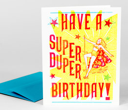 Have a Super Duper Birthday