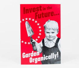 Organic Garden Boy