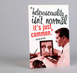 Heterosexuality Isn't Normal