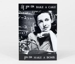 Bake a Cake / Make a Bomb