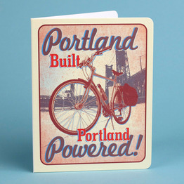 Portland Built, Portland Powered