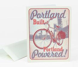 Portland Built, Portland Powered