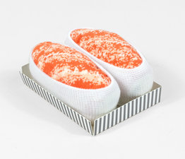 Sushi Socks - Salmon