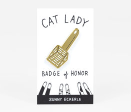 Cat Lady : Litter Scoop