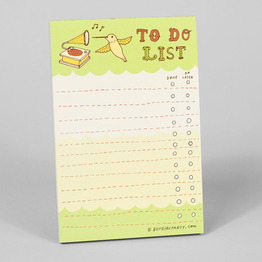 Hummingbird To Do List