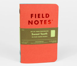 Sweet Tooth Field Notes