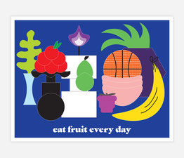 Eat Fruit Every Day
