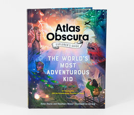 The Atlas Obscura Explorer's Guide Book