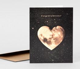 Congratulations Heart Moon
