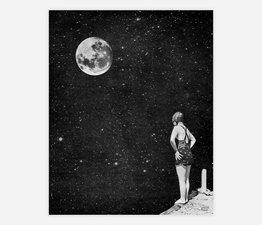 Spacewoman & The Pier