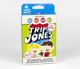 Trip Jones Portland Cards