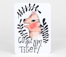 Go Get Um Tiger