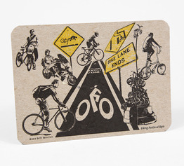 Biking Portland Style