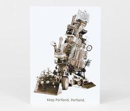 Keep Portland, Portland.