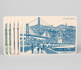 San Francisco Icon Set