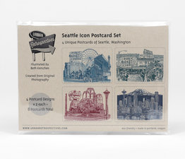 Seattle Icon Set