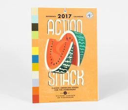Action Snack 2017 Calendar