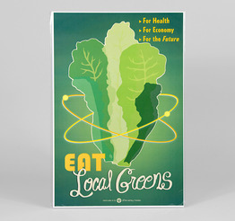 Eat Local Greens