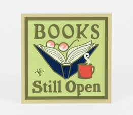 Books Still Open