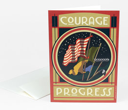 Courage & Progress