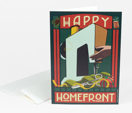 Happy Homefront Sewing
