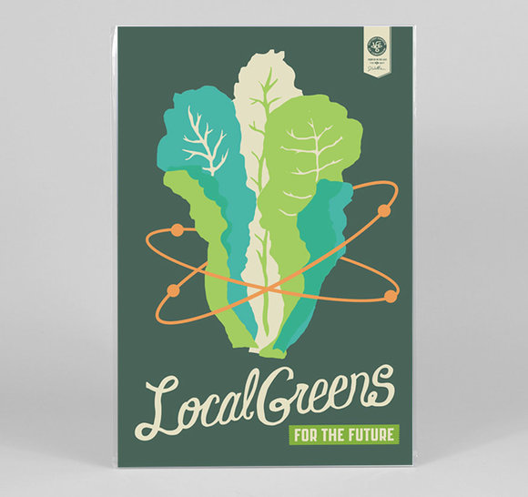 The Victory Garden Of Tomorrow Eat Local Greens At