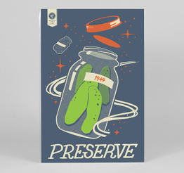 You Serve When You Preserve