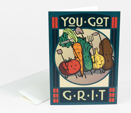 You Got Grit