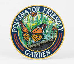 Pollinator Friendly Garden (Butterflies)
