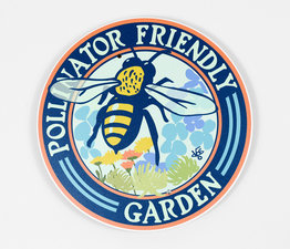 Pollinator Friendly Garden (Bee)