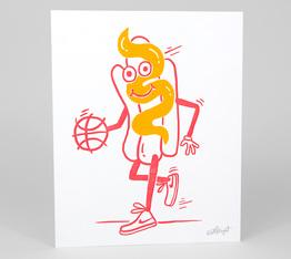 Ballin' Hot Dog