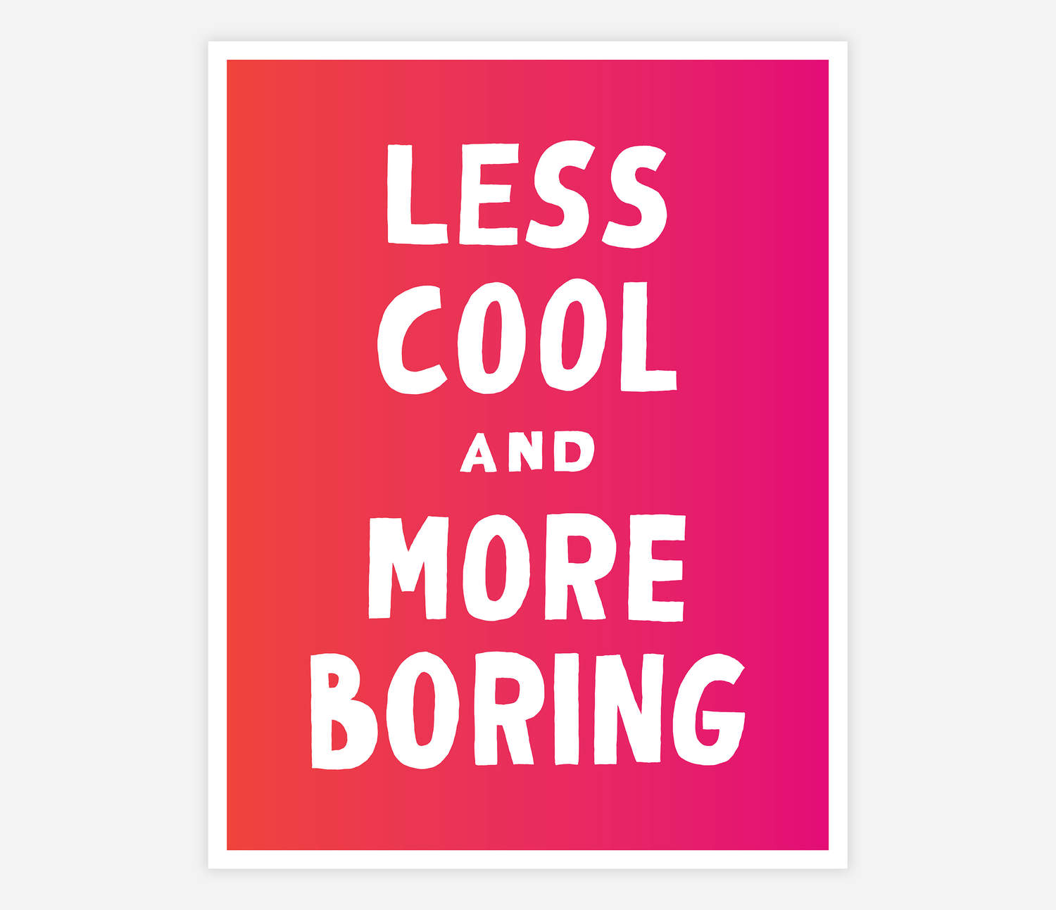 will bryant less cool and more boring at