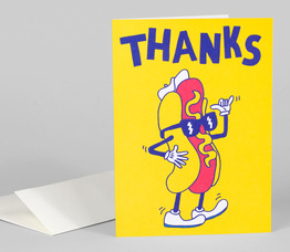 Thanks! (Hot Dog)