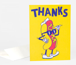 Thanks! (Hot Dog)