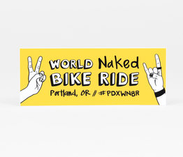 2016 World Naked Bike Ride