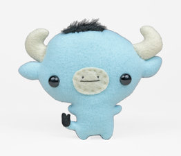 Babe the Blue Oxie