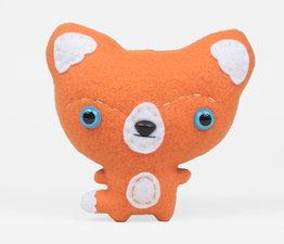 Mischievous Foxie