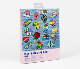 DIY Pin & Flair Kit