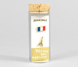 French Flag & Eiffel Tower