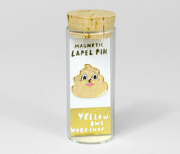 Gold Poo Emoji