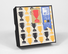 Trophy Pattern Stamp Set