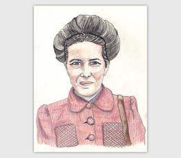 Simone de Beauvoire